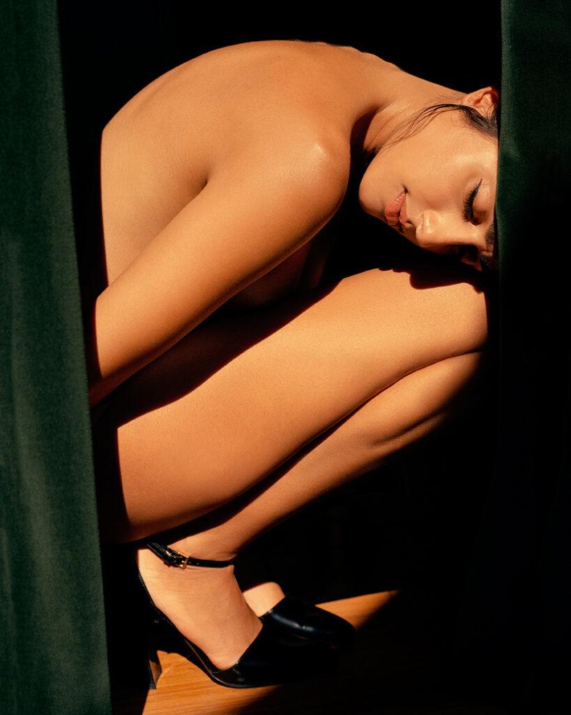 Amanda Charchian - Self Portrait