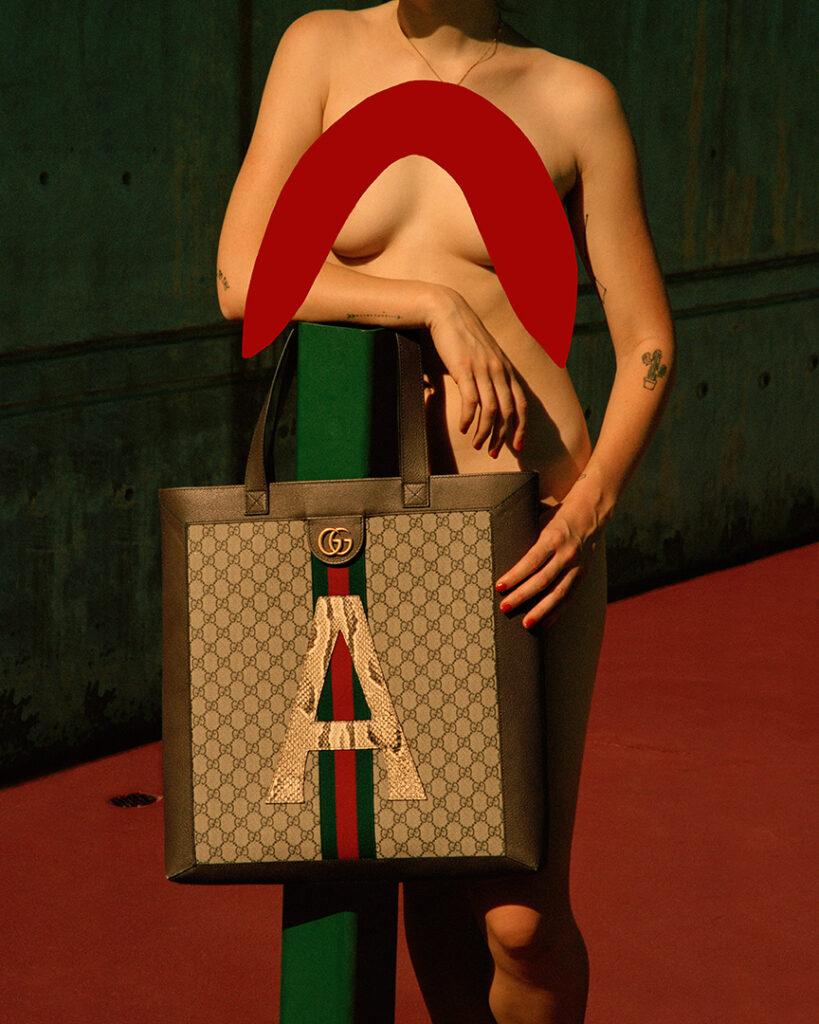 Amanda Charchian - Gucci